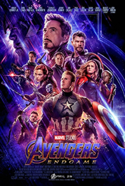Avengers: Endgame - In Theaters April 26th
