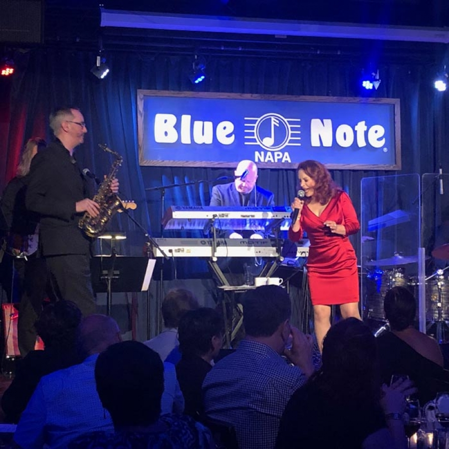 HUB REVIEW: Sheena Easton at the Blue Note In Napa