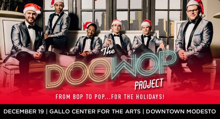 The Doo Wop Project: From Bop to Pop for the Holidays!