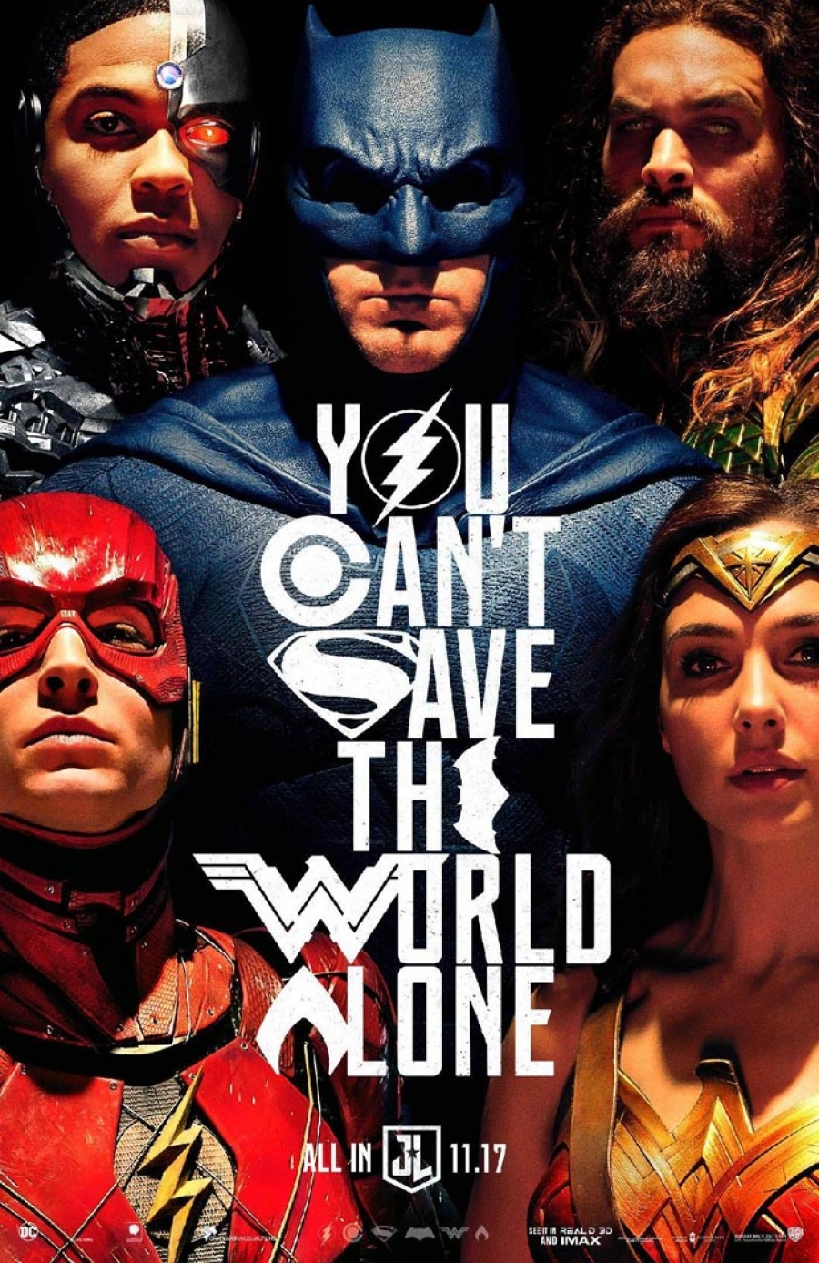 HUB REVIEW: Justice League