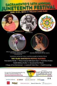 Sacramento's 14th Annual Juneteenth Festival