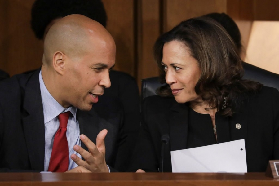 Why Are Cory Booker And Kamala Harris Polling So Poorly With Black Voters?
