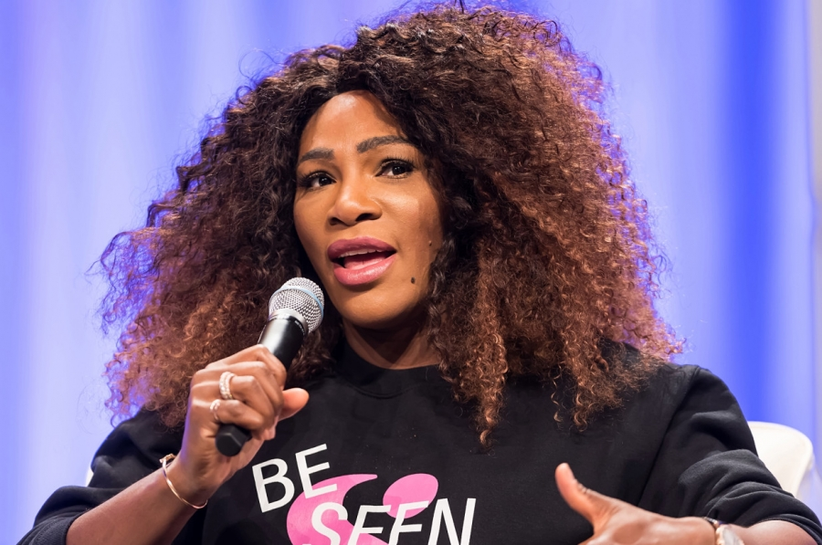 Serena Williams opens up about insecurities as a mom