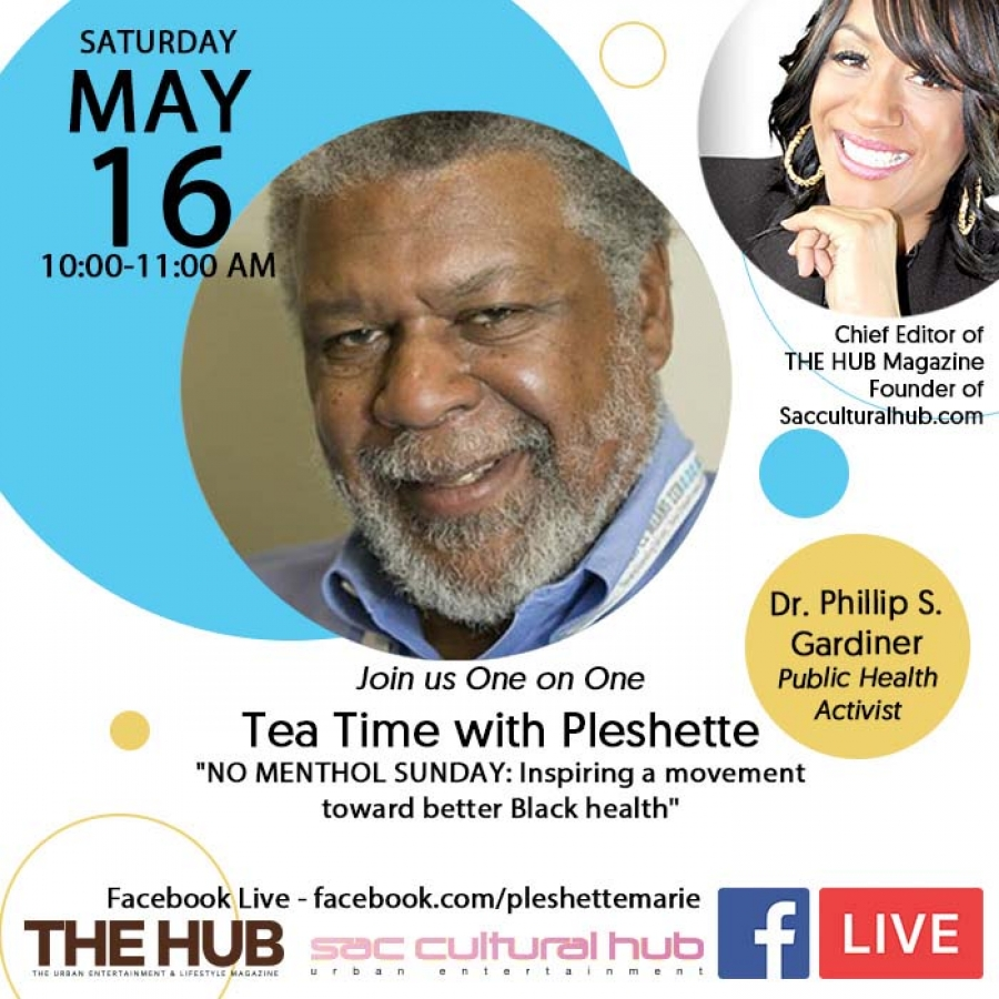 Tea Time With Pleshette: A Conversation with Dr. Phillip Gardiner