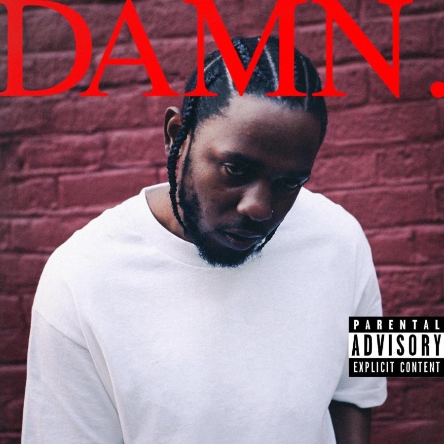 HUB Review:  DAMN. by Kendrick Lamar