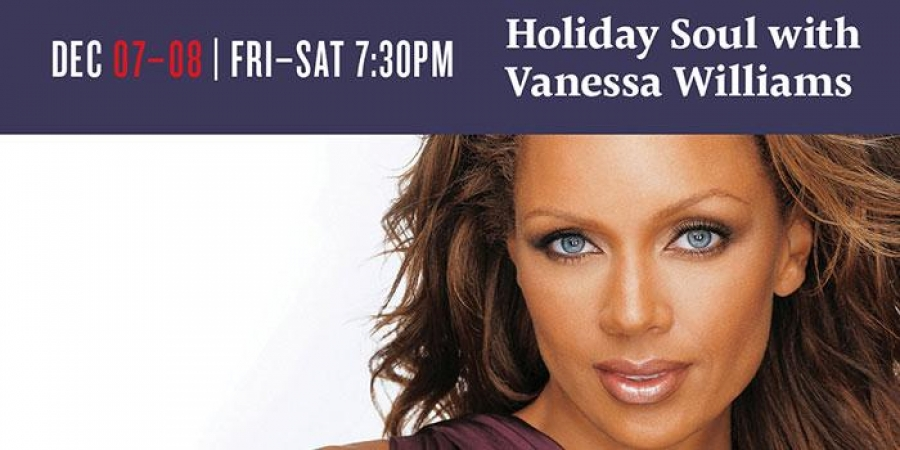 Holiday Soul with Vanessa Williams and the SF Symphony