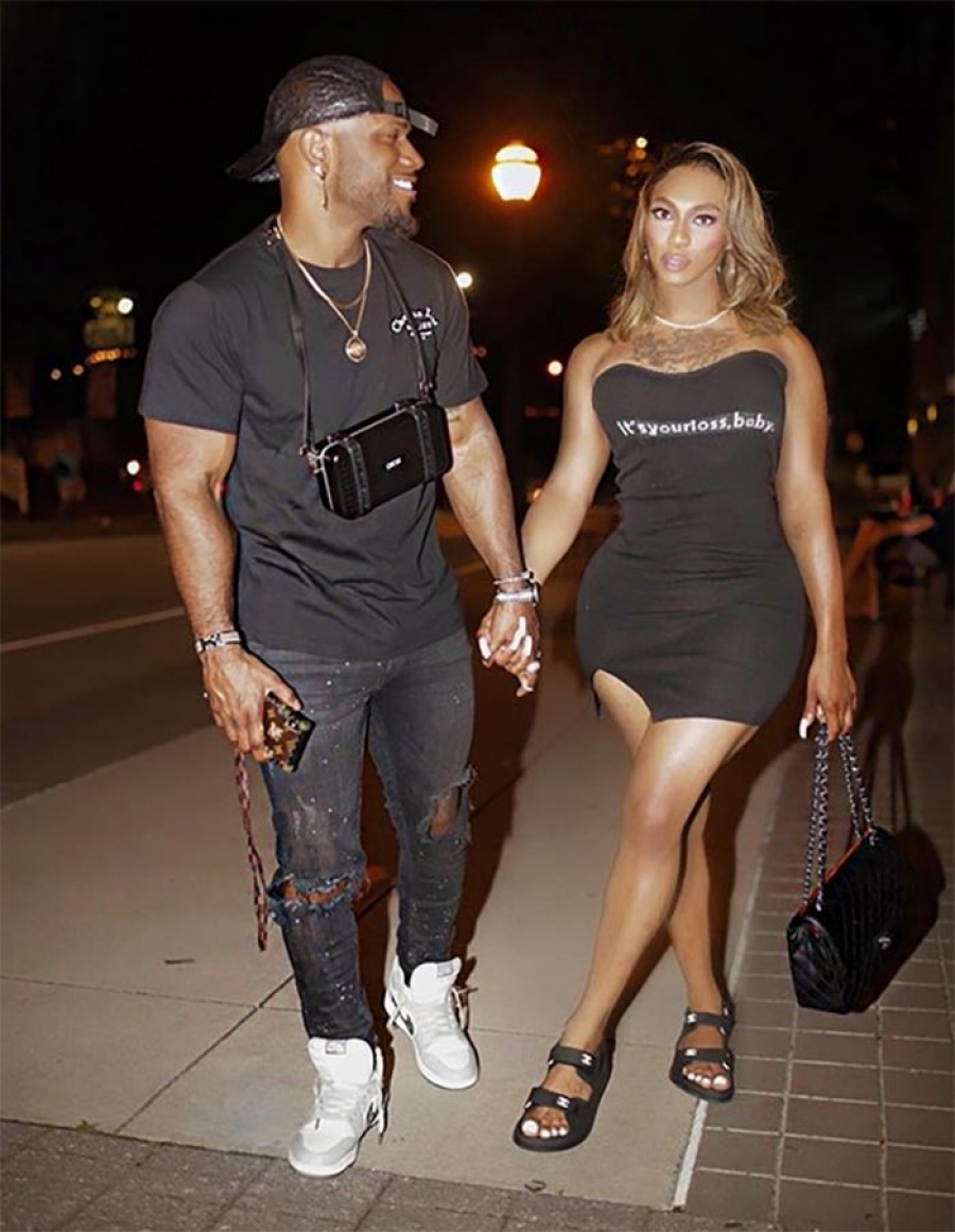 Love & Hip Hop Star Milan Christopher Goes Public With