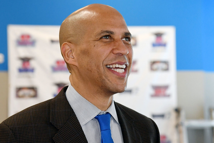 Cory Booker, New Jersey senator, will run for president in 2020