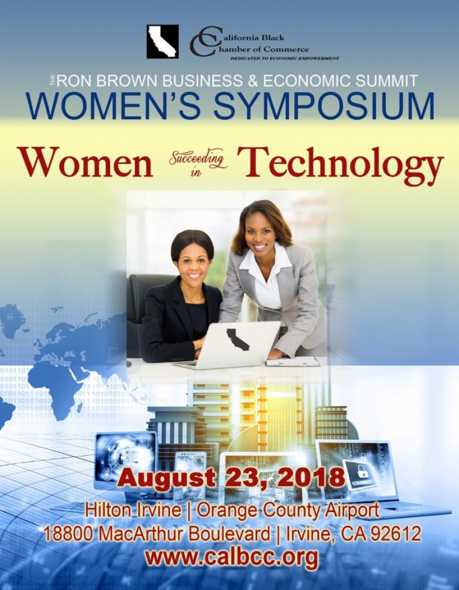 Learn about how to improve your business at Women's Symposium