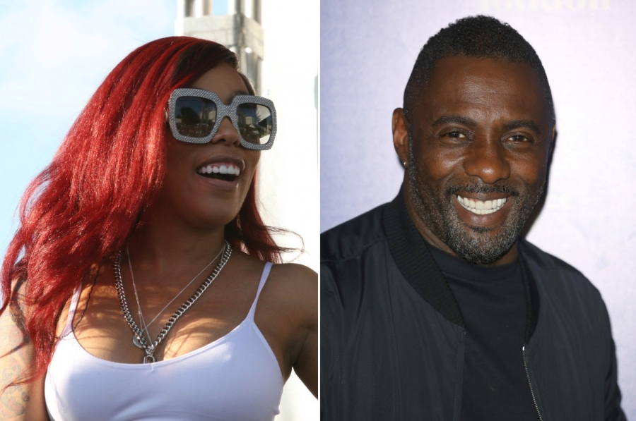 K. Michelle opens up on romance with ex Idris Elba