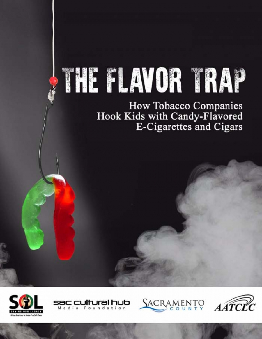 Help Us Ban Menthol and other Candy Flavored Tobacco Products