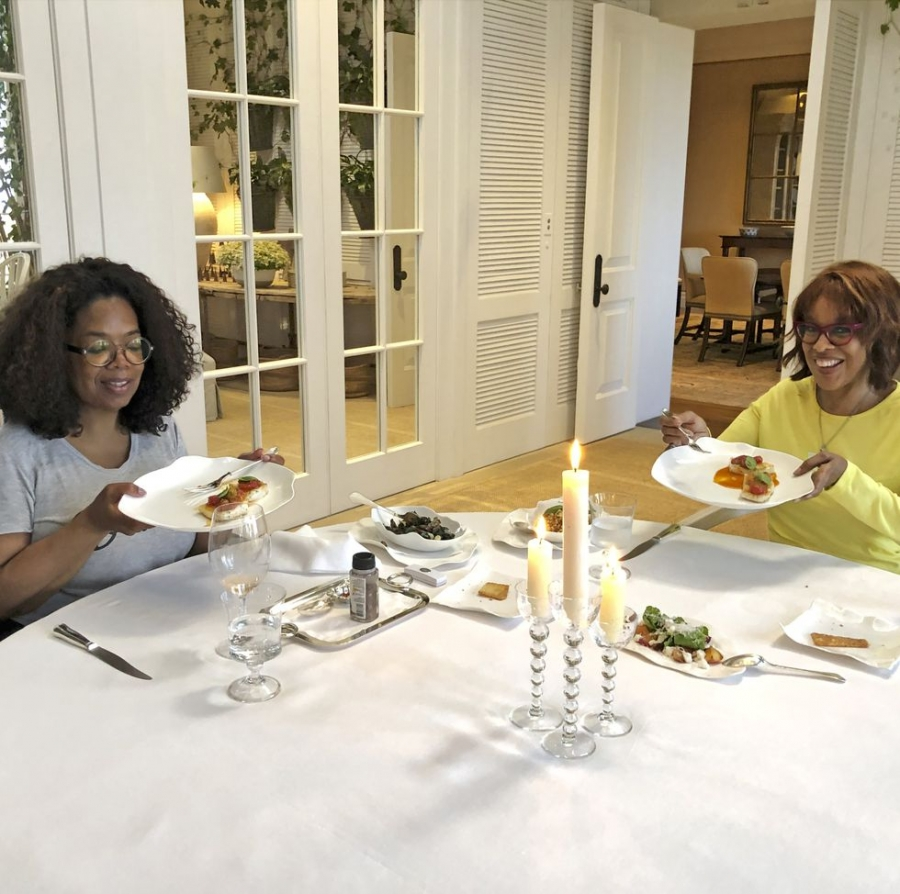 Oprah Has a New Chef! Check out the Recipe That Made Her Do the Happy Dance