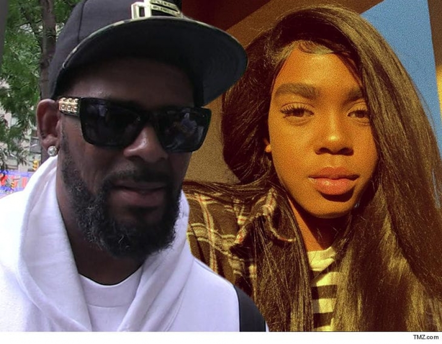 R. Kelly's Daughter Joann Calls Him a 'Monster' and a Terrible Father