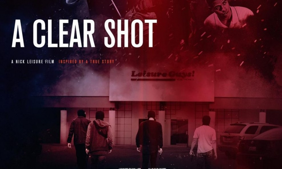 "Local Director takes ""A Clear Shot"", Inspired by a Sacramento Hostage Event"