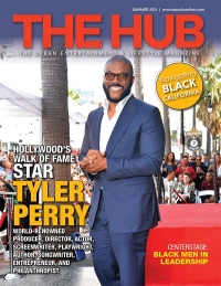 The HUB Current Issue Cover