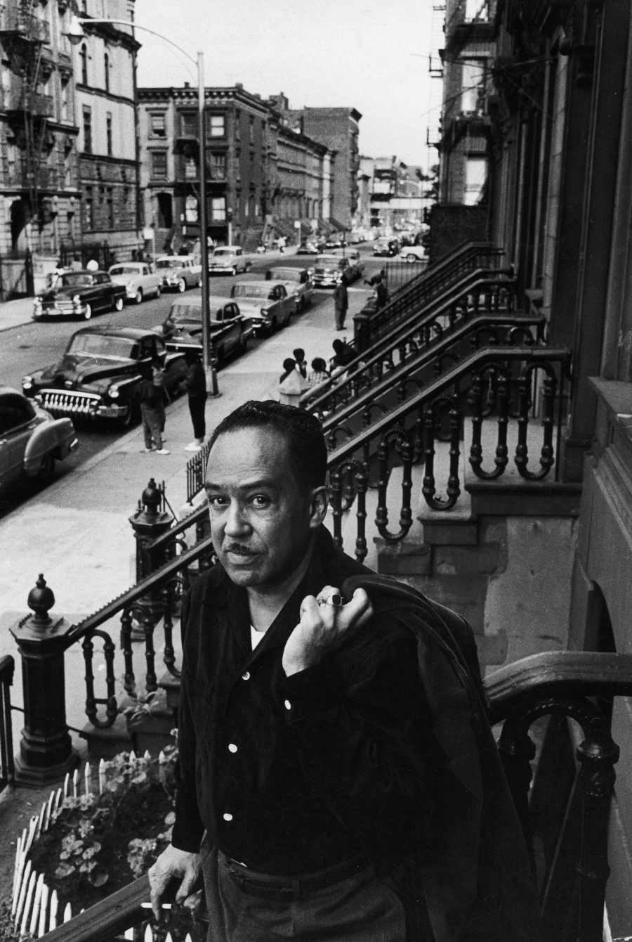 Langston Hughes Just Got a Year Older