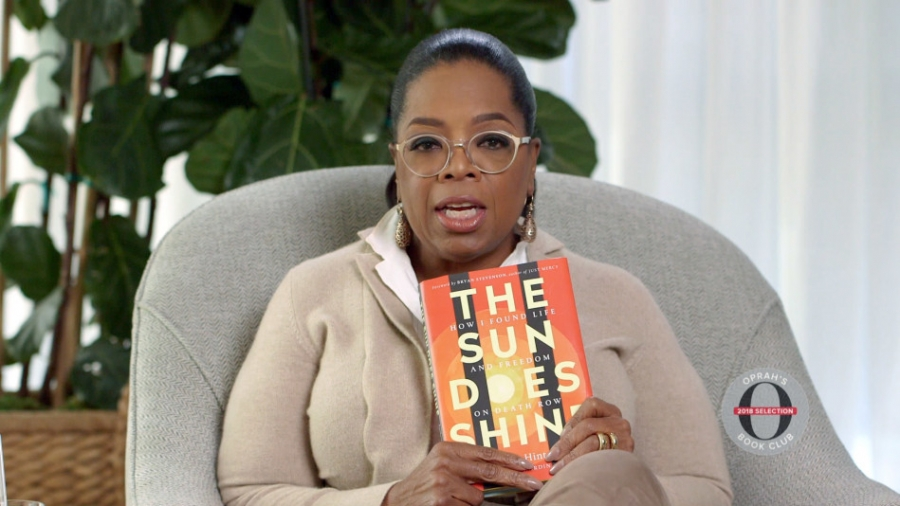 "Watch! Oprah's Book Club Pick ""The Sun Does Shine,"" by Anthony Ray Hinton"