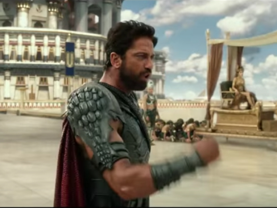 'Gods of Egypt' director apologizes for 'whitewashed' cast