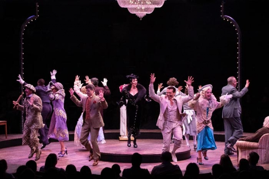 HUB Review: The Drowsy Chaperone at Sacramento's Wells Fargo Pavilion