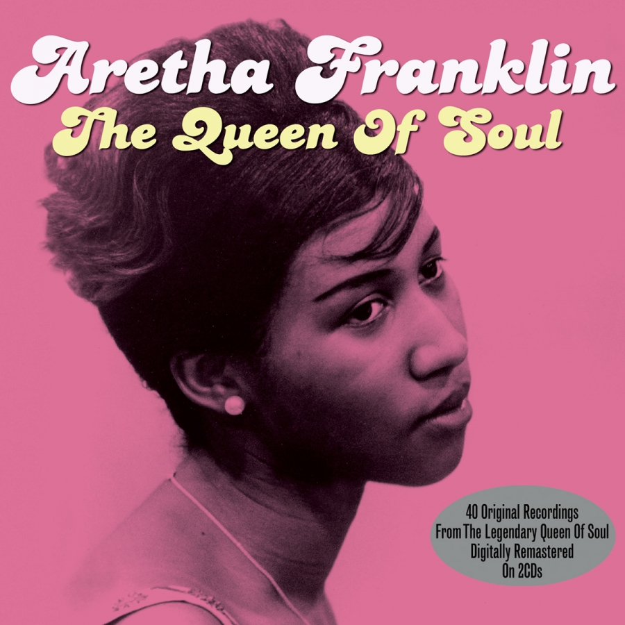 Miss Aretha Franklin: A Five-Star Queen of Soul