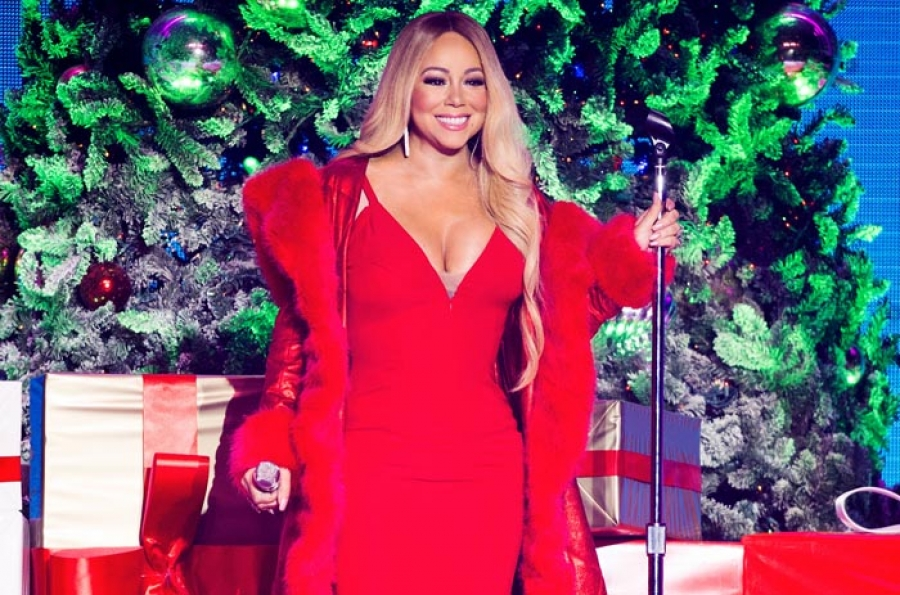 Mariah Carey's 'All I Want For Christmas Is You' Rules Holiday 100 Return