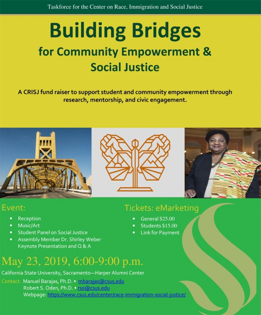 Building Bridges for Community Empowerment and Social Justice