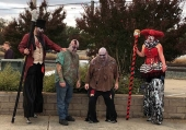 Heartstoppers Haunted House in Rancho Cordova Scared the !@#$%^&* Out Of Me! (NSFW)