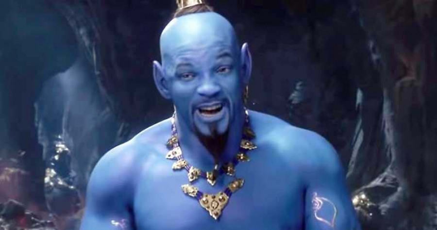 WATCH! Disney's 'Aladdin' Trailer Gives First Look at Will Smith as Genie