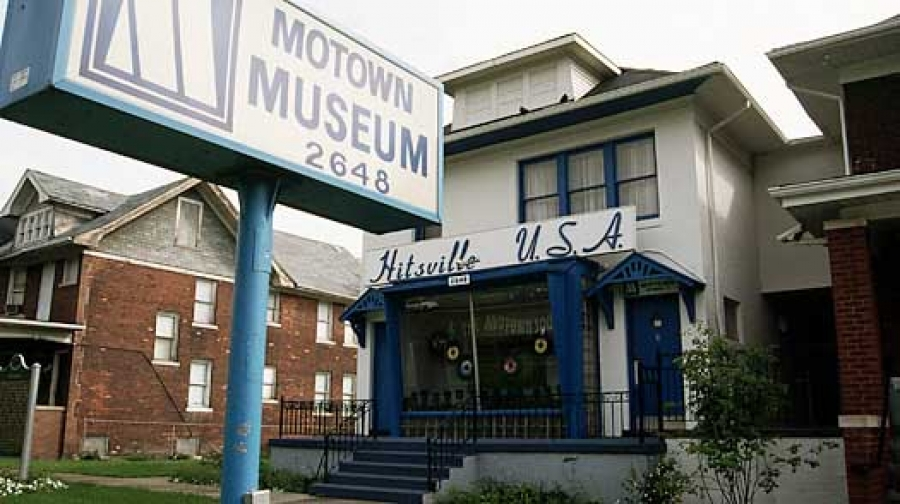 Ford, UAW-Ford donate $6 million to Motown Museum expansion