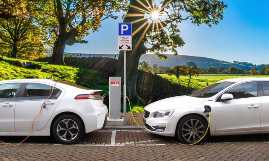 Electric Vehicle Charging Stations on the Rise