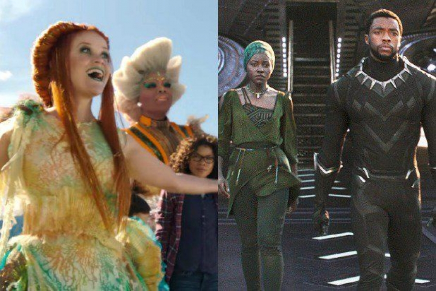 'Black Panther' Leads 'A Wrinkle in Time' in All-Disney Box Office Face-Off