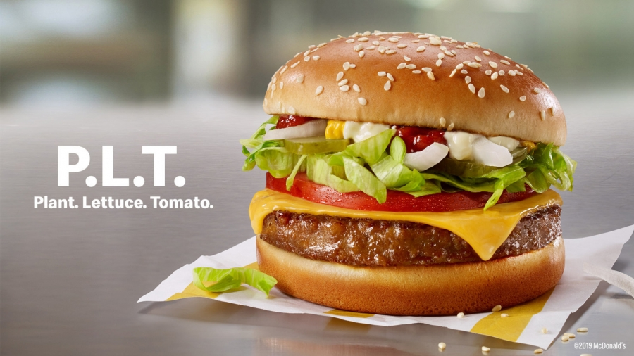 McDonald's rolls out meatless Beyond burgers in Canada