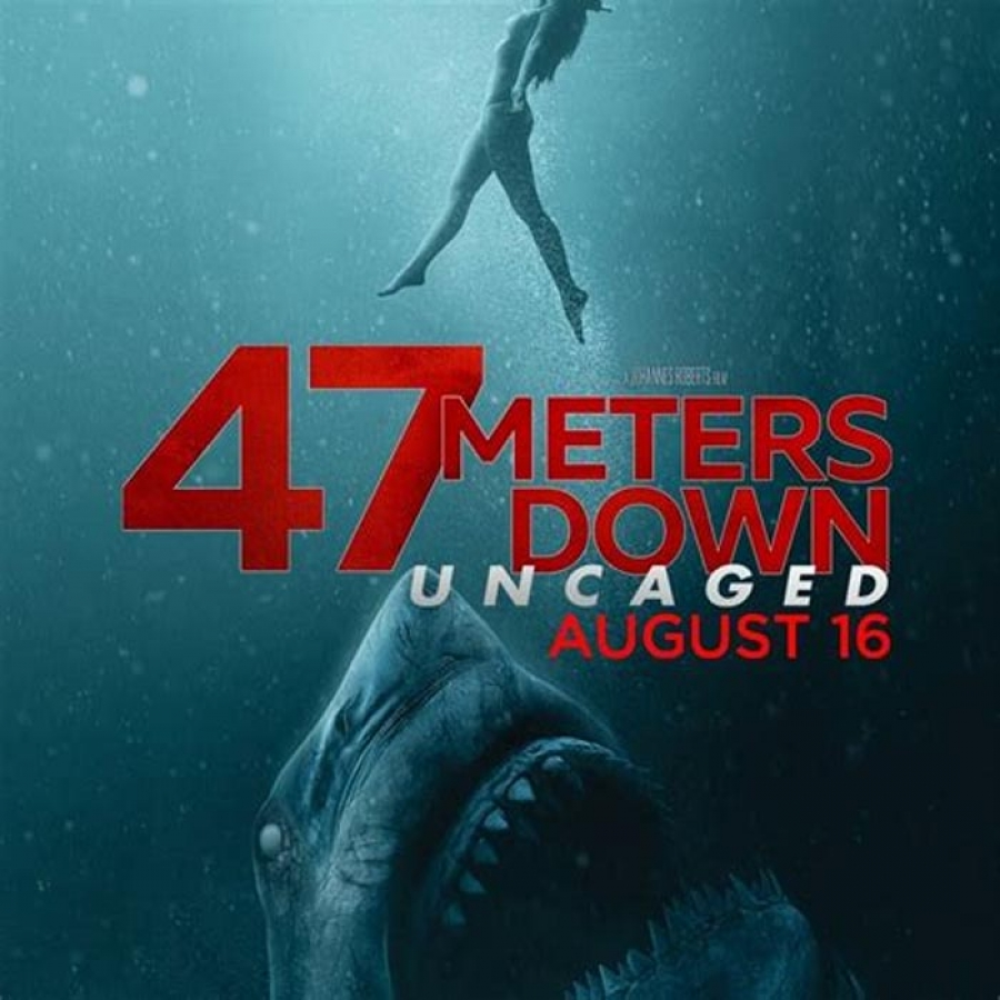 It Could Have Been Called 47 Meters Down: Unfathomable - A Movie Review