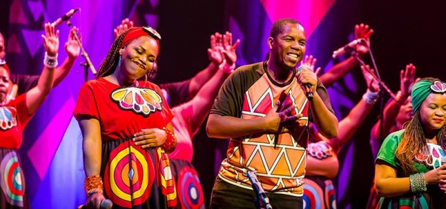 HUB PREVIEW:  The Soweto Gospel Choir To Perform Nelson Mandela Tribute Concert In Modesto October 10