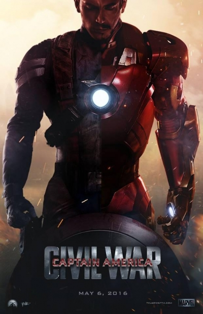 Captain America: Civil War, Coming May 2016