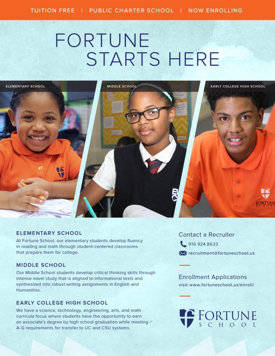 Fortune School Now Enrolling