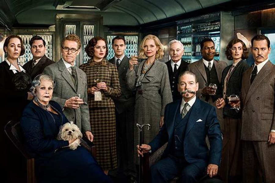HUB REVIEW:  Murder On The Orient Express