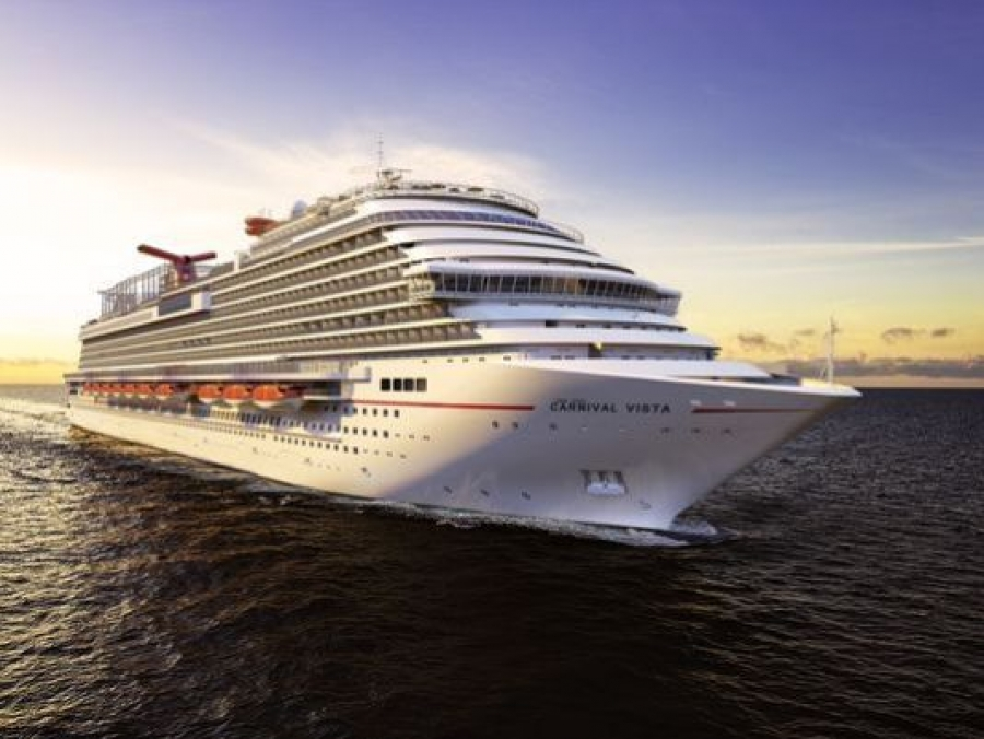 In a rare move, Carnival Cruise Line to base a new ship in California