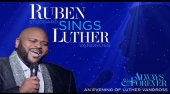 Ruben Studdard Pays Tribute To Luther Vandross With New Album & Tour, Performs In Sac April 8th