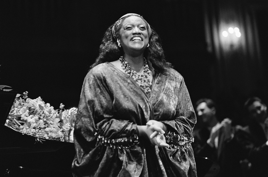 Jessye Norman, International Opera Star, Dies at 74