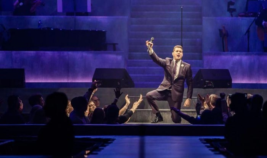 Michael Bublé Live In Concert in Sacramento: A Review