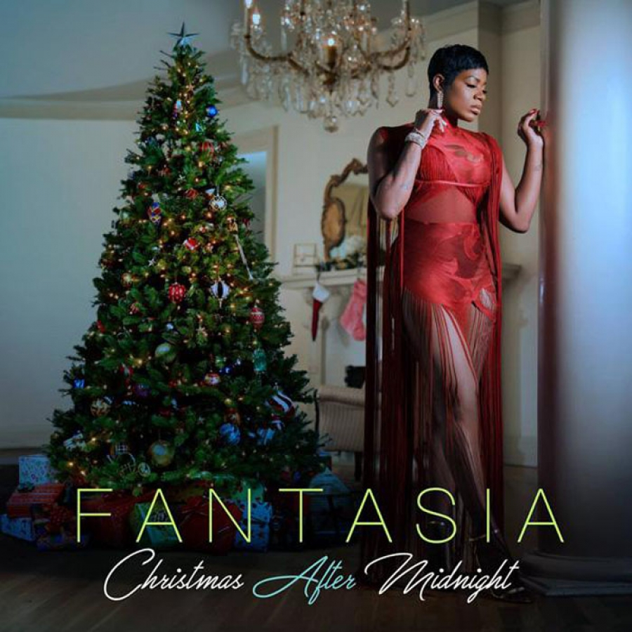 Fantasia Sleighs (Get It?) With New Christmas Album