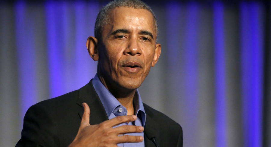 Obama: Presidents need to watch their behavior