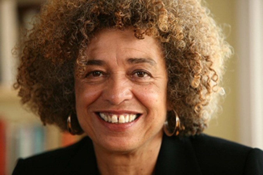 UCSC emerita professor Angela Davis to be inducted into the National Women's Hall of Fame