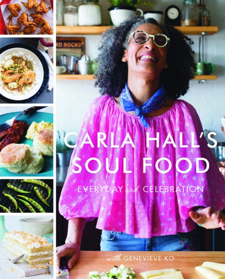 HUB EXCLUSIVE:  Carla Hall May Be Done Chew-ing, But Look Out For Her New Cookbook…and Her Upcoming Acting Gig!