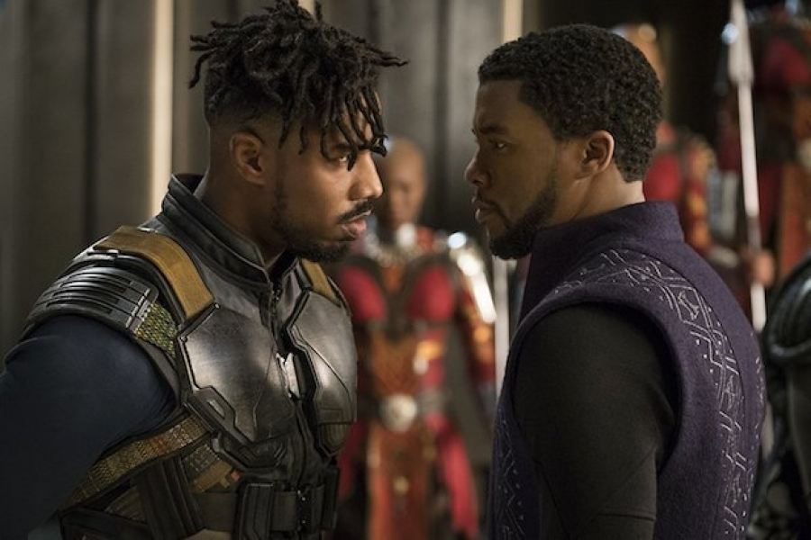 'Black Panther' Opens With Huge Box Office Numbers