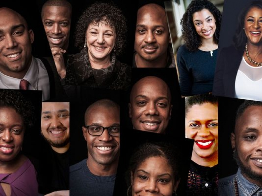 13 leaders aiming to increase African Americans in tech