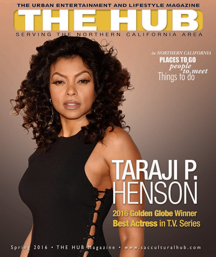 Reach the African American Audience - Spring 2016 issue of THE HUB Magazine