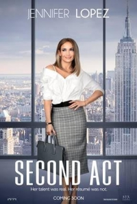 "WIN TICKETS for screening of ""Second Act"""