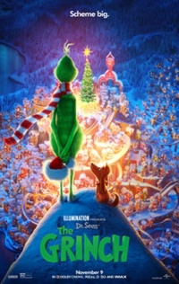 Dr. Seuss' The Grinch, Opening November 9th